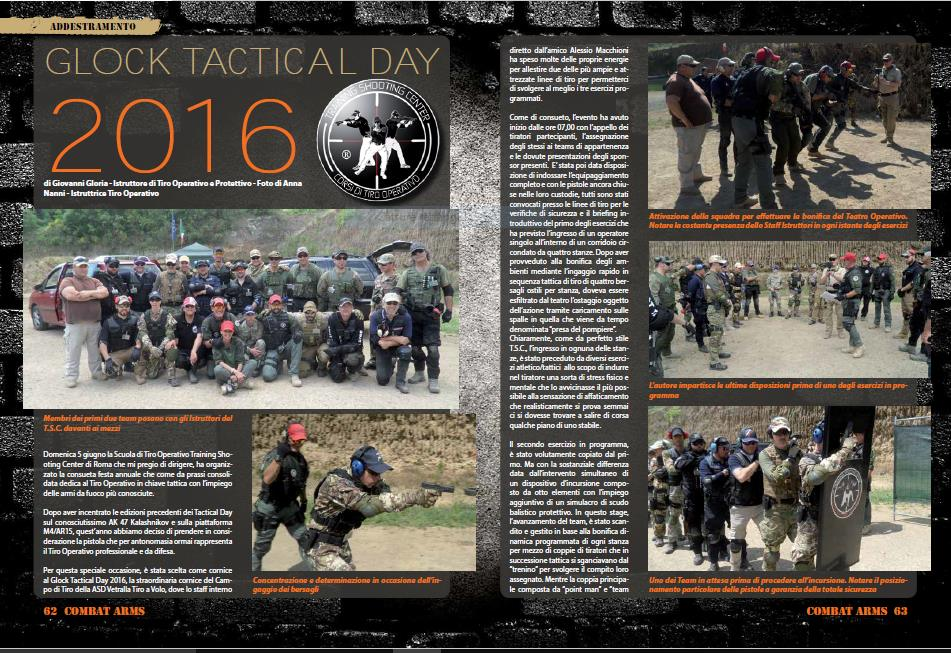 GLOCK TACTICAL DAY 2016