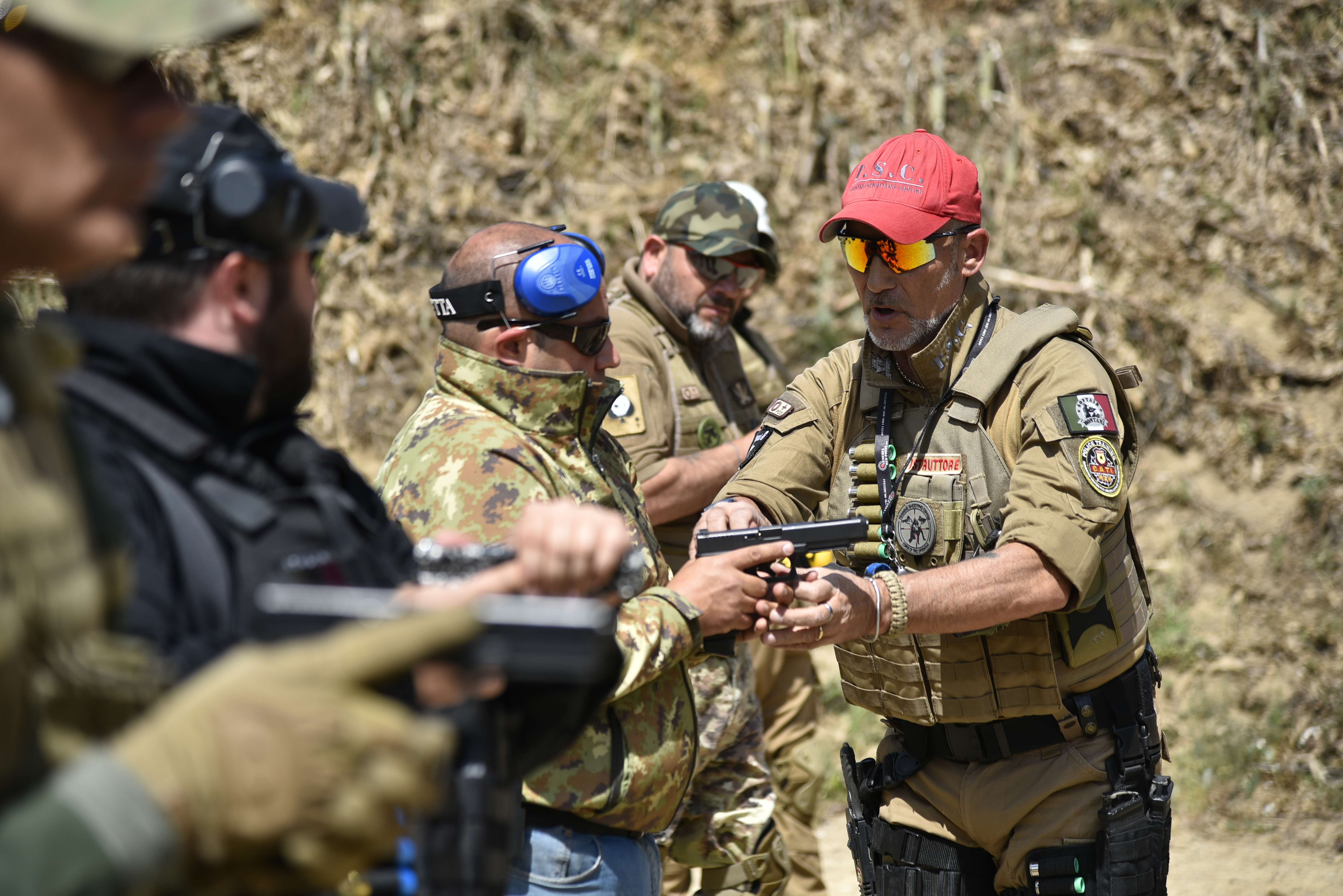GUNSweek.com sul campo con la ASD Training Shooting Center